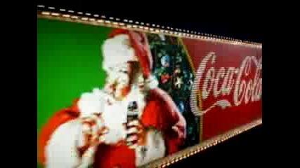 Коледна реклама - Кола Кола