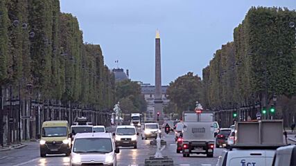 France: Paris wakes up to second national lockdown