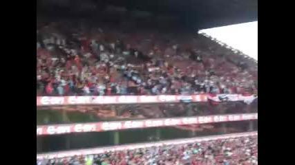 United vs Watford - Песента за Роналдо