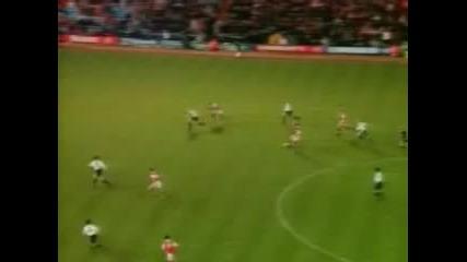 Арсенал - Манчестър Юнайтед 1 - 2 Фа Къп Полуфинал