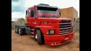 Scania truk