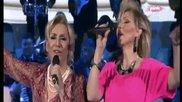 Vesna Zmijanac i Lepa Brena - Mix hitova - Grand Show - (tv Pink 21.03.2014) - Prevod