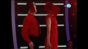 Мария като Kylie Minogue - Като две капки вода