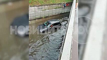 """От """"Моята новина"""": Наводнение в Русе"""