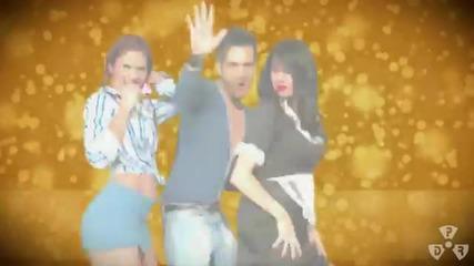 Dj Sanny J feat. Los Tiburones - Shake Boom