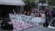 Greece: Anti-goverment protesters clash with police in Athens