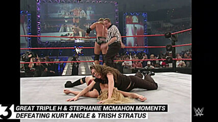 Great Triple H & Stephanie McMahon moments: WWE Top 10, Nov. 29, 2020