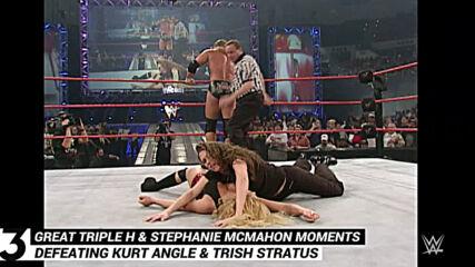 Great Triple H & Stephanie McMahon moments: WWE Top 10, Nov. 29, 2020