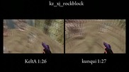 Kelta vs kunqui on kz xj rockblock
