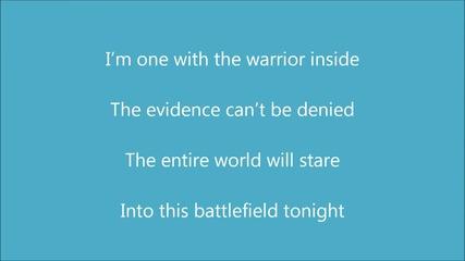 Disturbed - Warrior (текст + Превод)