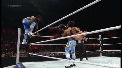 Wwe Superstars [highlights]/ Суперзвезди 27.03.2015 [избрани моменти]