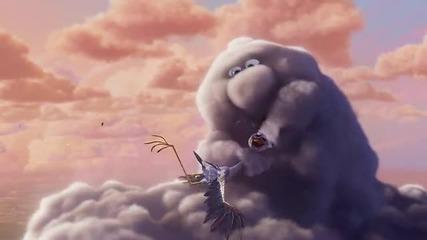 Почти облачно // Pixar