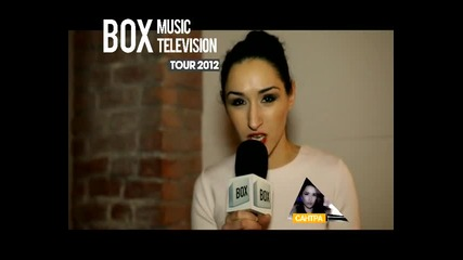 Box Tv tour 2012 Santra Ruse