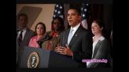 Семейство Обама Са Спечелили През 2008г. 2.65 Млн. Долара