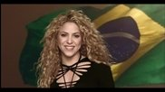/ 2014 / Shakira ft. Carlinhos Brown - La La La ( Brazil 2014 ) + Превод