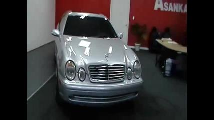 2002 Mercedes Clk 430