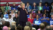 USA: Clinton woos voters ahead of South Carolina primary