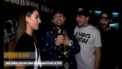 X-ENERGY Crew @ 359 HIP HOP AWARDS 2015 - Winners