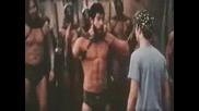 meet the spartans - Wookie