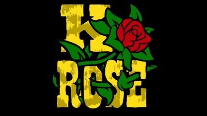 K - Rose - Queen of Hearts