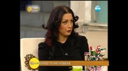 Емануела на гости при Гала - На кафе (11.03.2014г.)