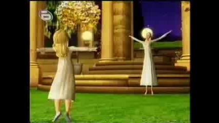Barbie 12 dancing princesses (music Shine)