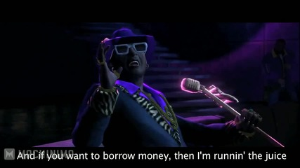 Saints Row The Third Rap