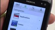 Инсталиране на приложения за Nokia от Ovi Store