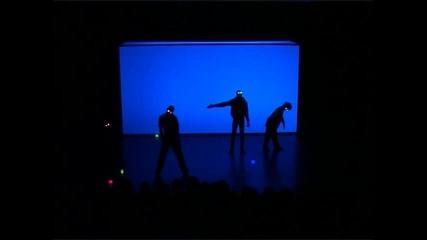 Sofia Dance Week 2009. Спектакъл на Пиер Ригал, Франция - АСФАЛТ