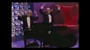 Пианисти свирят с онези си работи