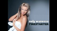Румънско! Nely Vanessa - Firestarter ( By Dony The Kid)