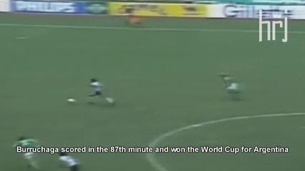 20-те най-добри гола в последните минути на мача