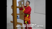 Kung Fu Mudjong - wooden dummy