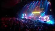 Akon feat. David Guetta - Sexy Bich (royal Albert Hall Rockcorps 25.09.2009) , hq