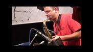 Биг Бенд Пловдив на джаз среща в Хасково