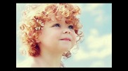 Детска песничка за първата любов