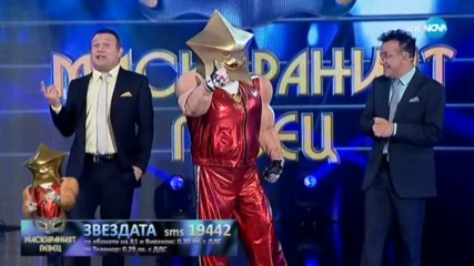 Звездата изпълнява Ai Se Eu Te Pego на Michel Telo | Маскираният певец