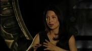 Stargate Universe Character Profile - Ming Na as Camile Wray