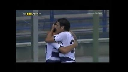 Chievo - Lazio 0 - 1
