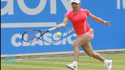 Simona Halep Shocked by Kristina Mladenovic in Aegon Classic