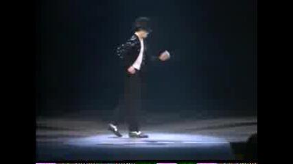 Michael Jackson - Едни от неповторимите му танци