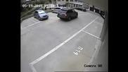 Моята новина: Отмъщение за паркирана на чуждо място кола