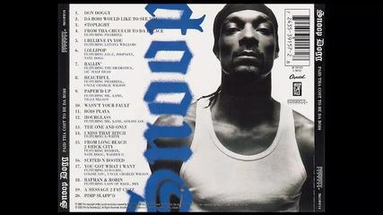 Snoop Dogg - Paid Da Cost To Be Da Boss (албум)