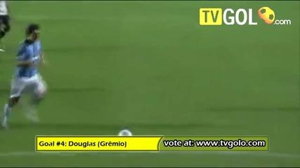 Топ 10 на головете през Септември Гласувайте за гола на Жоазиньо срещу Гент