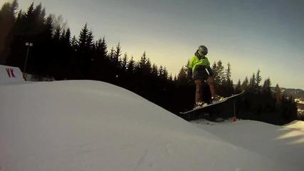 Vinterferien- tryvann_varingskollen
