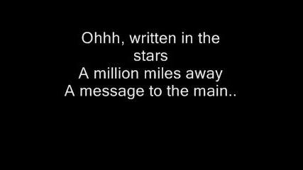 Tinie Tempah - Written in the stars amp; Lyrics