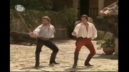 Zorro - Диего И Есмералда