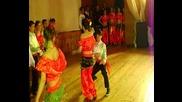 Tancova Grupa Grad Qmbol 8 - Mi April Den Na Romite 08-04-2015