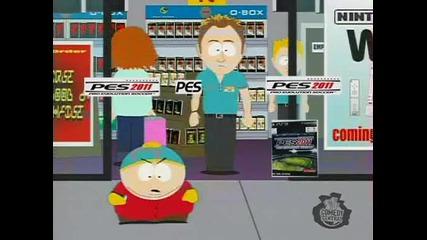 South Park - Pes 2011