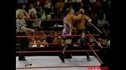 Rob Van Dam vs. Justin Credible - Wwf Heat 05.05.2002